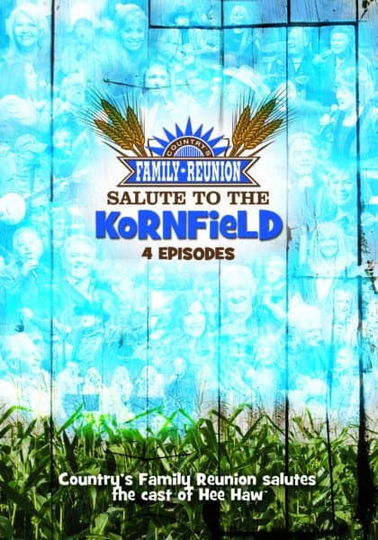 Salute to the Kornfield