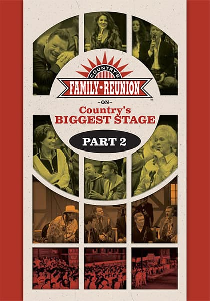 Country's Family Reunion on Country's Biggest Stage Part 2