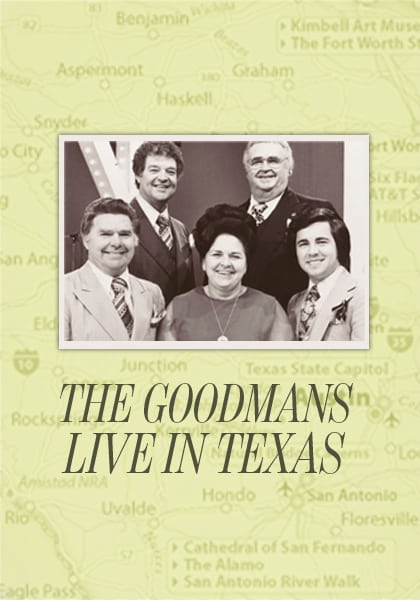 The Goodmans Live in Texas – An Unforgettable Evening